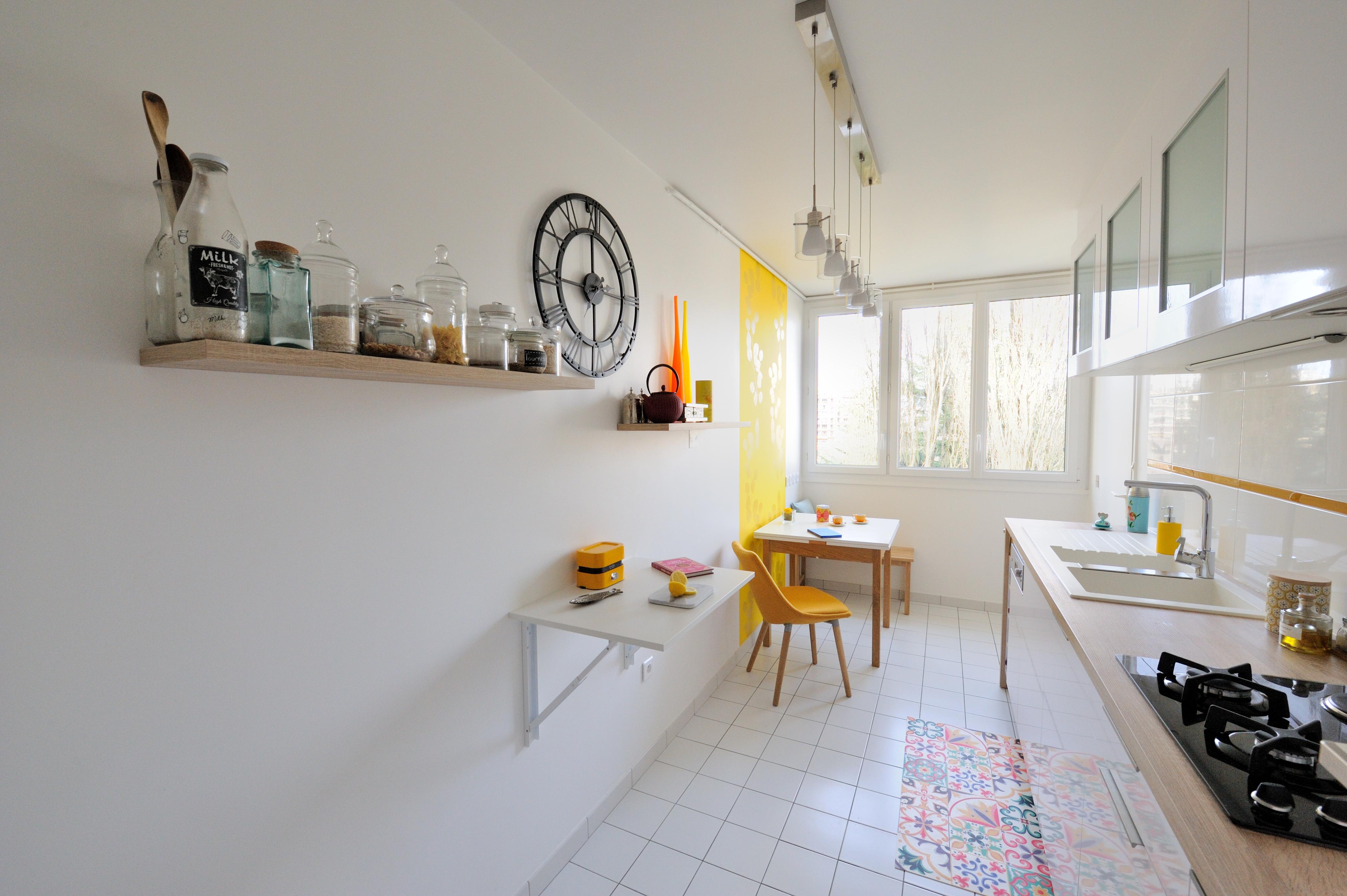 Cuisine contemporaine - Isabelle Delage, architecture et ...