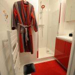 salle d'eau ambiance masculine