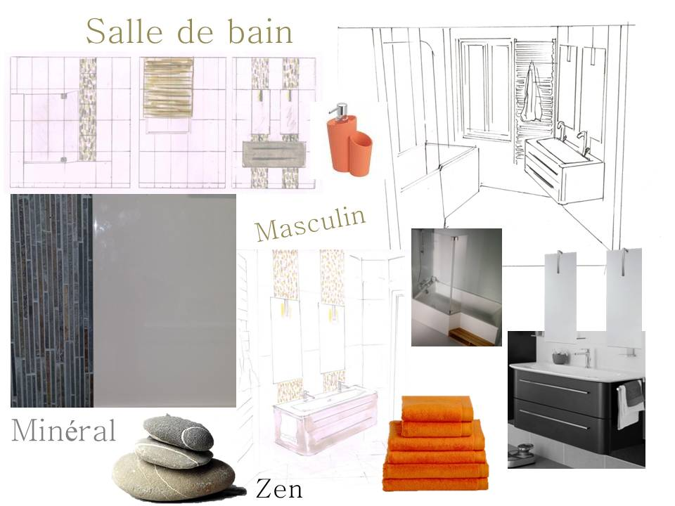 r novation d 39 une salle de bain isabelle delage architecture et d coration int rieure. Black Bedroom Furniture Sets. Home Design Ideas
