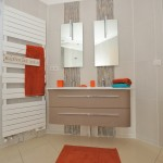 salle de bain minérale et zen